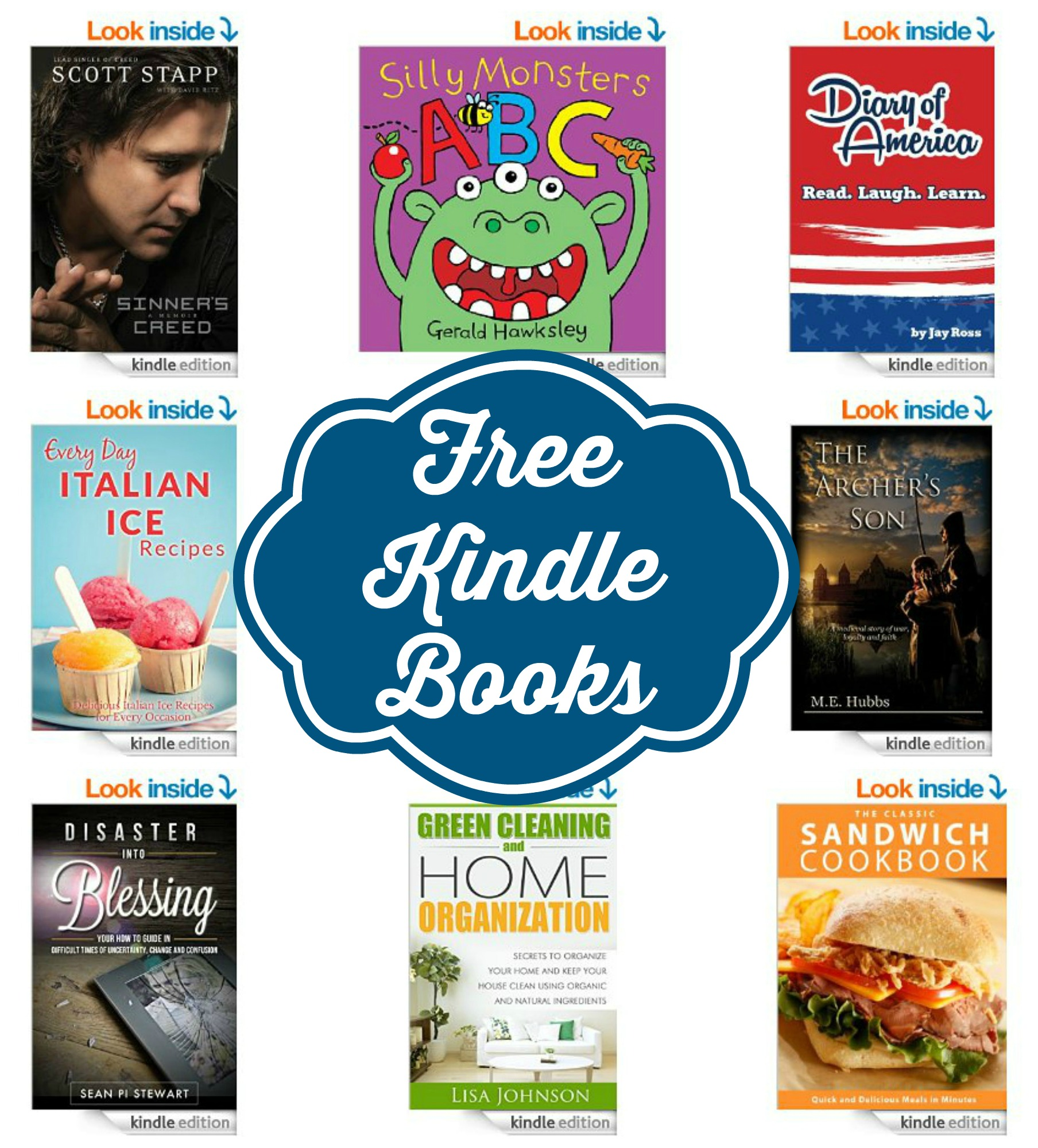 20 free kindle books the archer s son sinner s creed diary of