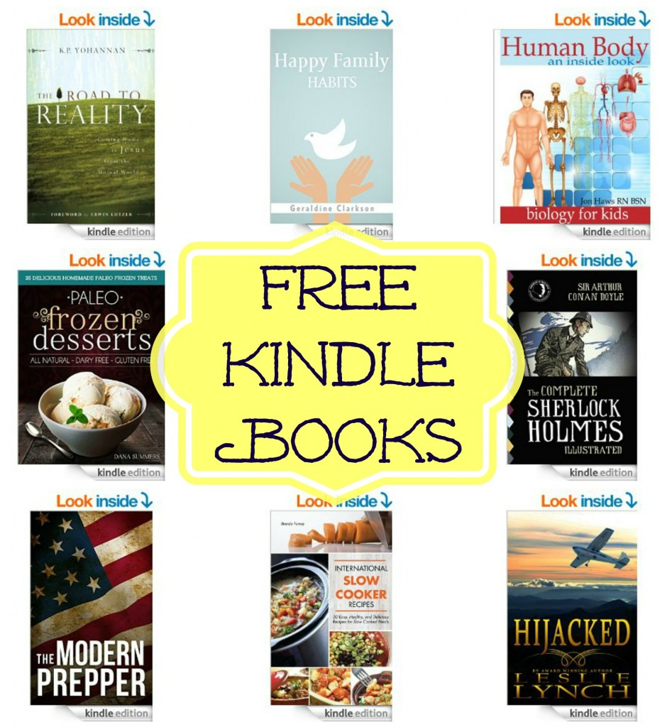 22 Free Kindle Books: Stone Soup, Happy Family Habits, The ...