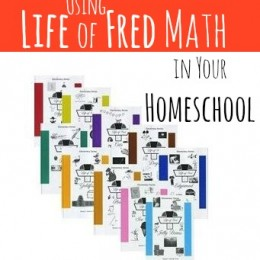 Using Life of Fred Math in Your Homeschool