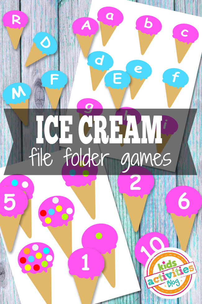It's just a graphic of Comprehensive Free Printable File Folder Games