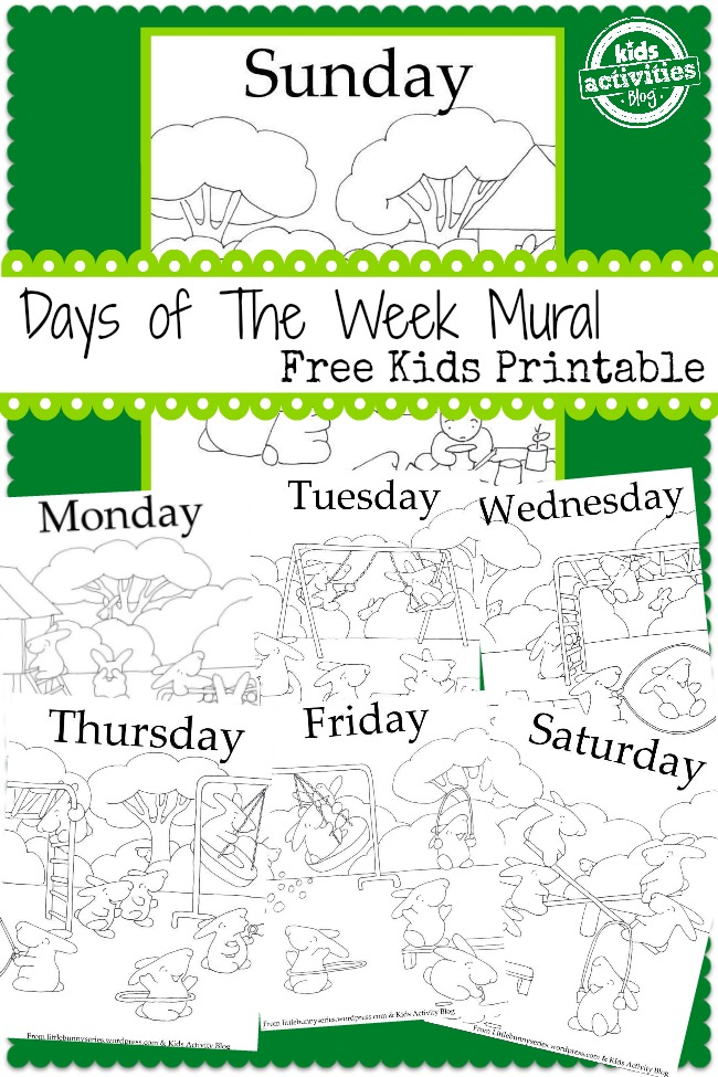 math worksheet : free homeschool curriculum  resources archives  page 11 of 21  : Days Of The Week Worksheets Kindergarten
