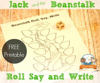 Intrepid image with regard to jack and the beanstalk printable