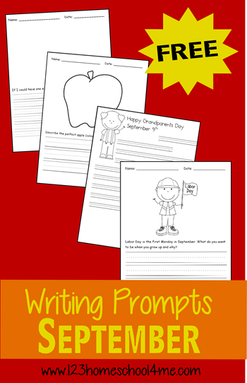 Capture16  St Grade Writing Prompts Worksheets on when grow up, printable list,