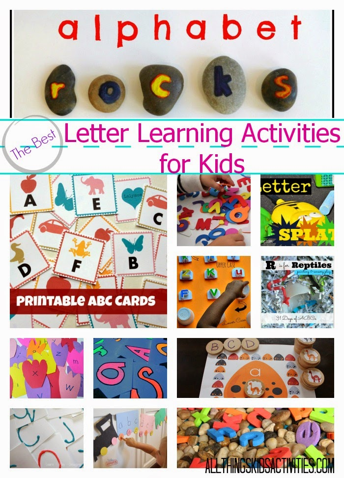 Letter Learning Games For  Year Olds