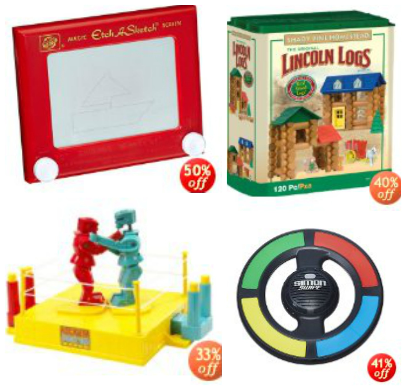 Nostalgic Toys And Games : One day only off retro toys games at amazon free