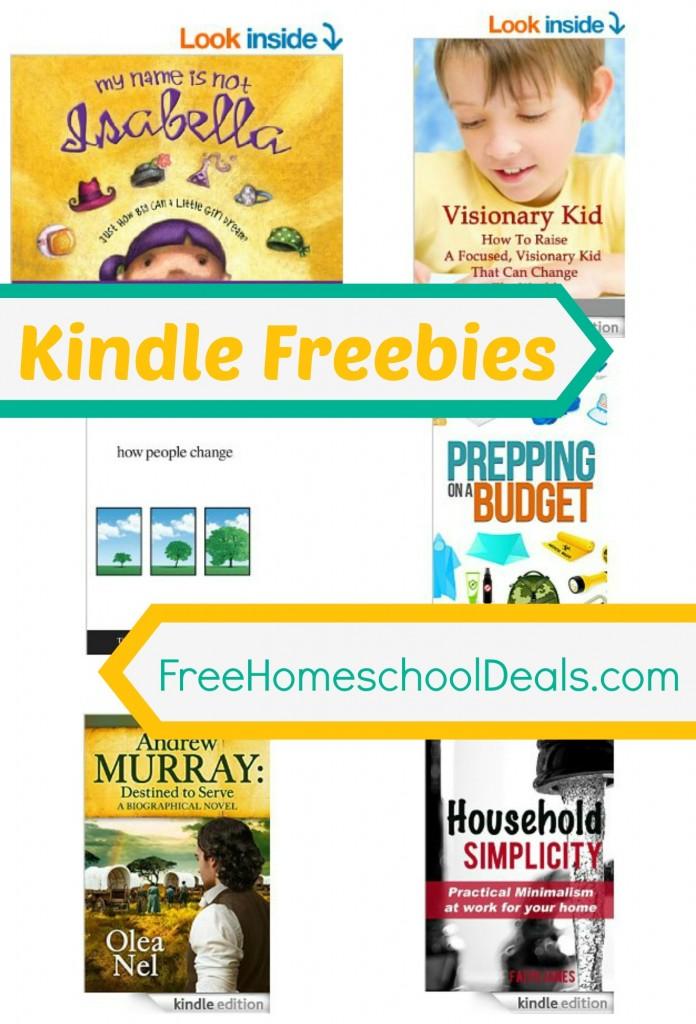 Free homeschool deals kindle