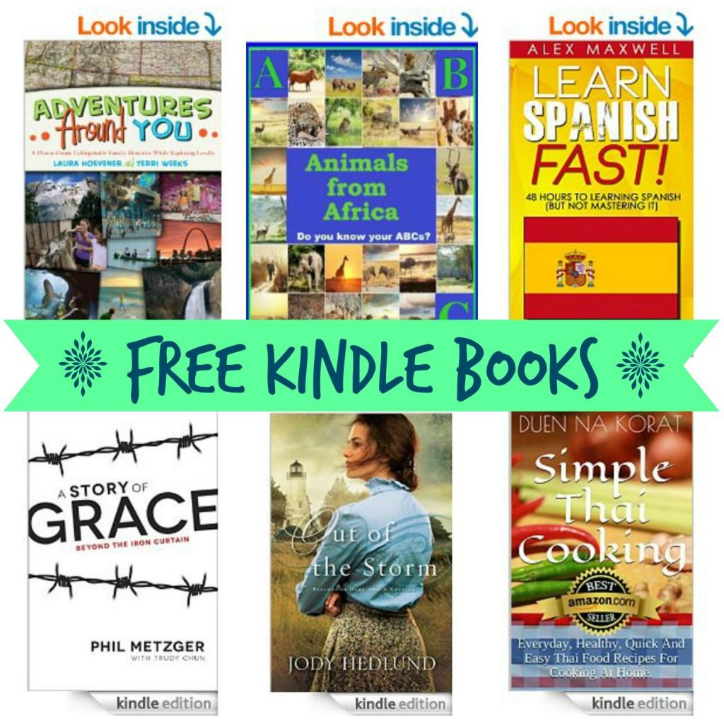 17 free kindle books frugal family fun learn spanish