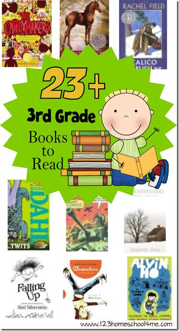 FREE 3rd Grade Reading List  Free Homeschool Deals