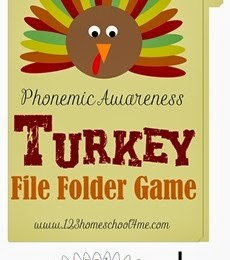 FREE Alphabet Turkey Game