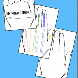 FREE Prayer Book for Kids