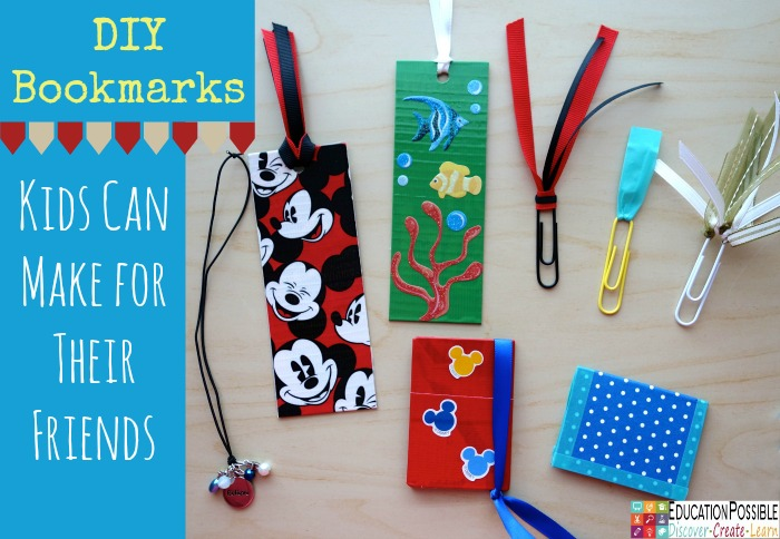Homeschooling Through The Holidays Diy Bookmarks And