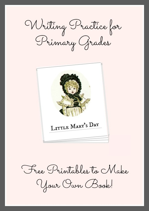 free printable make your own story book