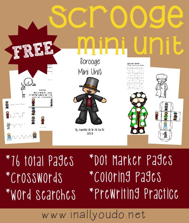 Scrooge Mini Unit (subscriber Freebie)
