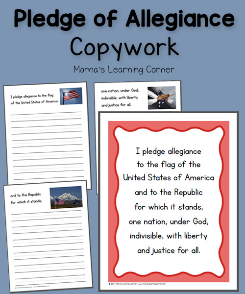 pledge of allegiance essay I pledge allegiance to the flag of the united states of america, and to the republic for which it st.