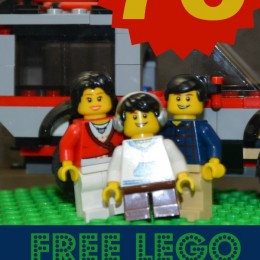 FREE Lego Learning Resources
