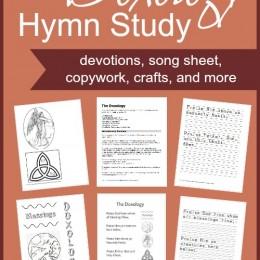 FREE Doxology Hymn Study Curriculum