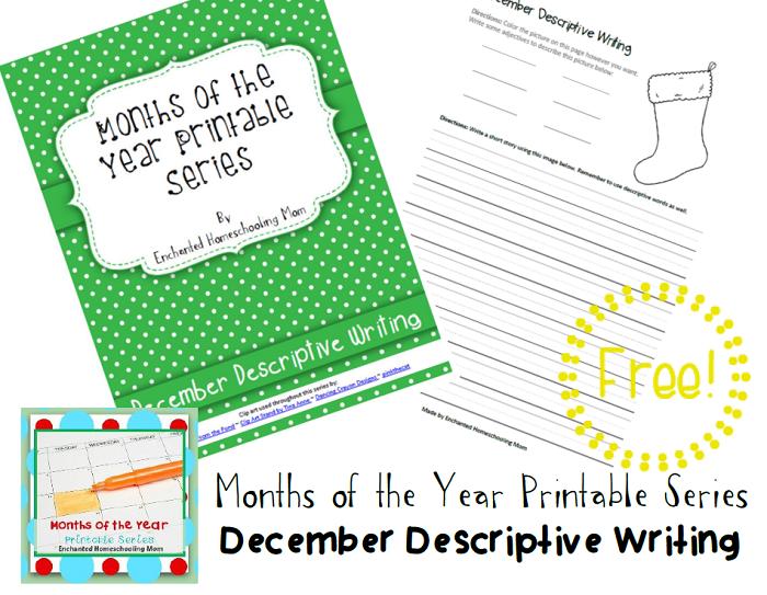Descriptive writing deals with