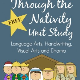 Free Nativity Unit Study