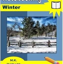 Free Winter Notebooking Pages