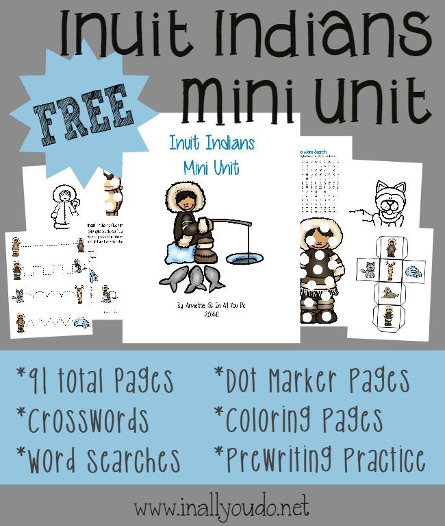 Inuit Indians MiniUnit Subscriber