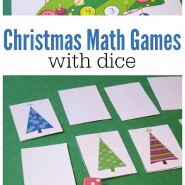 FREE Math Games with Dice
