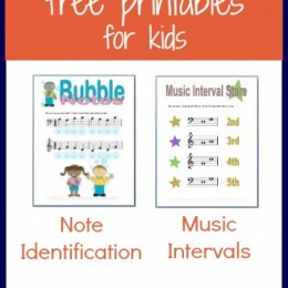 FREE Music Theory Worksheets (25+)