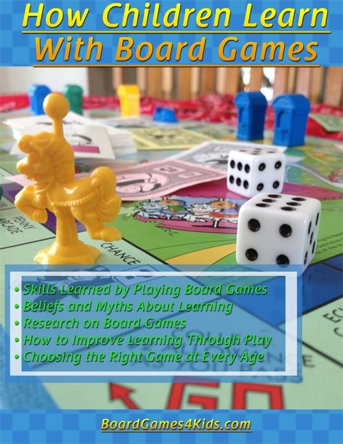 Free How Children Learn with Board Games eBook
