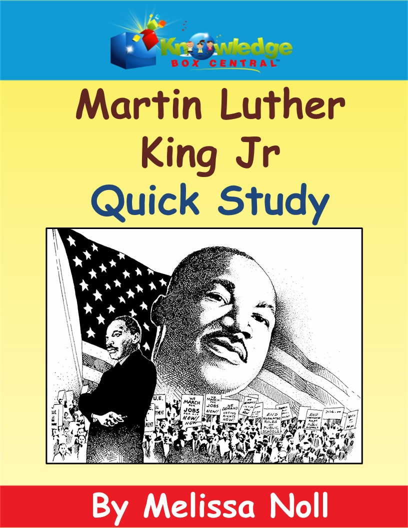 a comprehensive overview of martin luther kings work