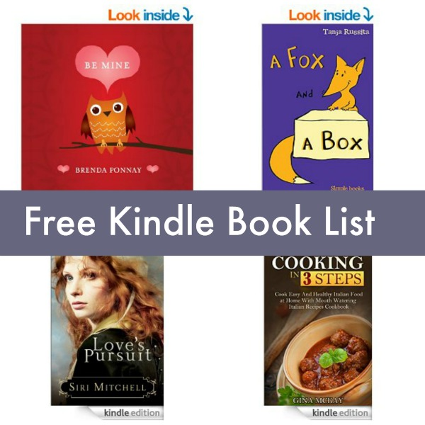 free kindle book list be mine a fox and a box love s