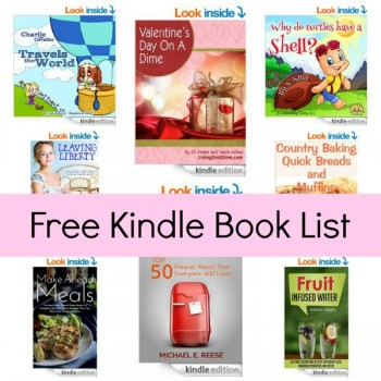free kindle book list valentine s day on a dime freeze