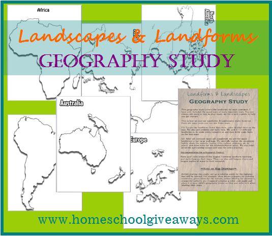 What is a Landform? | Worksheet | Education.com