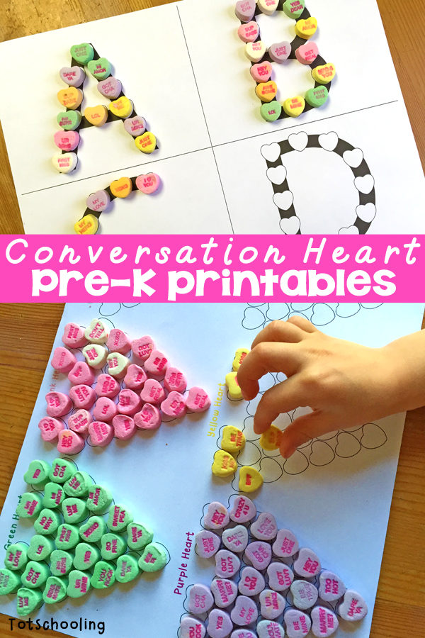 FREE Valentines Day Learning Activity | Free Homeschool Deals ©