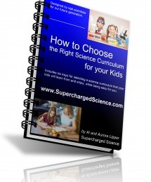 FREE eBook: How to Choose the Right Science Curriculum for Your Kids