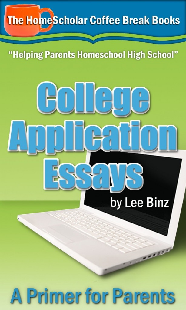 Books on college application essays