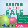 Easter Homeschool Sale at Currclick - 35% Off!