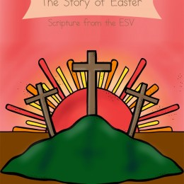 Free The Story of Easter Coloring Book