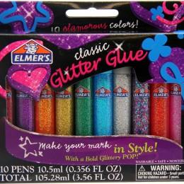 Elmer's 3D Glitter Glue Only $2.99! (10 Pack)