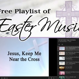 FREE Easter Songs and Hymns