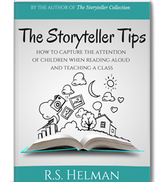 FREE The Storyteller Tips ebook (subscriber freebie)