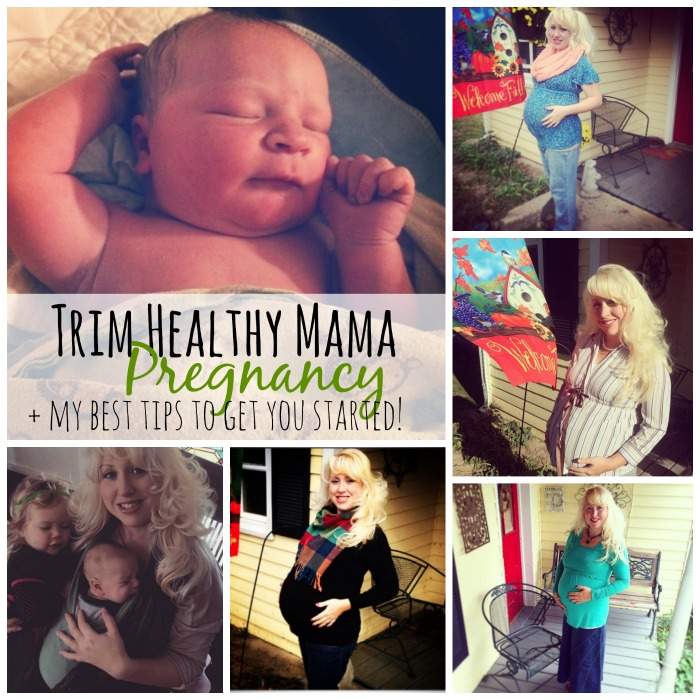 Trim Healthy Mama Pregnancy