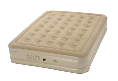 Serta Queen Size Air Mattress W Ac Pump Only Reg 100 Free Homeschool Deals