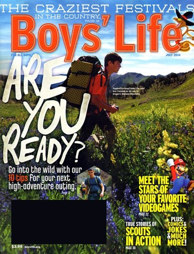 Boys' Life Magazine Only $5.99/Year!