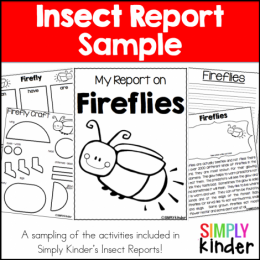 Free Firefly Report Printables