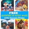 Free Adventures in Odyssey Movies with Amazon Prime!