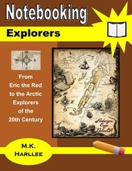 Free Explorer Notebooking Pages (Reg. $4!)
