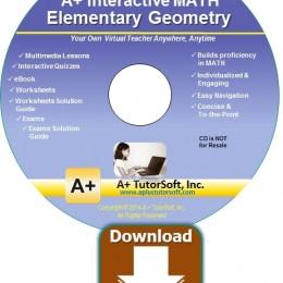 Free A+ Interactive Math Elementary Geometry Software (Reg. $21.98!)