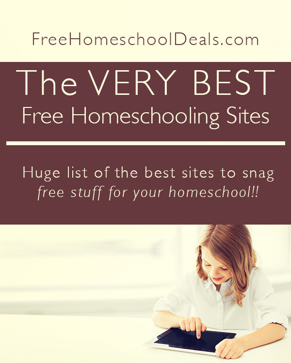 Must Read Homeschool Articles For Encouragement And: The VERY BEST Free Homeschooling Sites