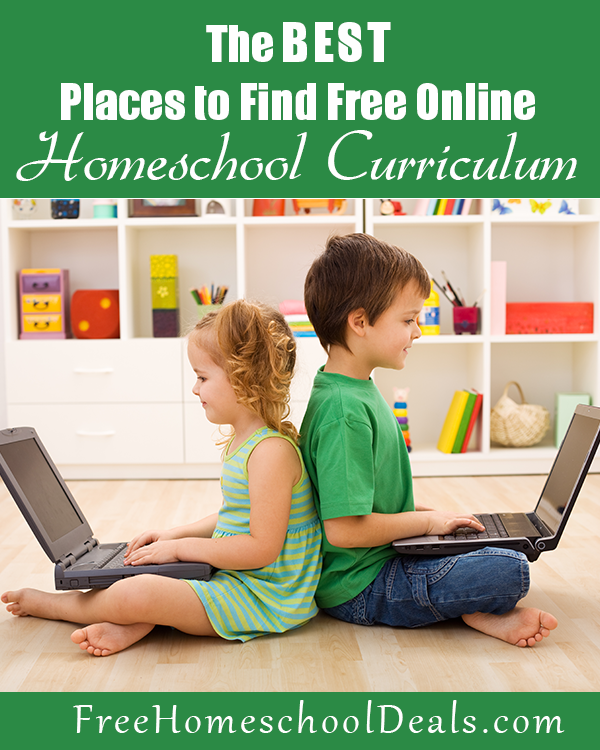 Free Online Homeschool Curriculum
