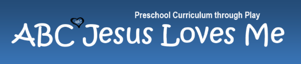 ABC Jesus Loves Me Free Preschool Curriculum