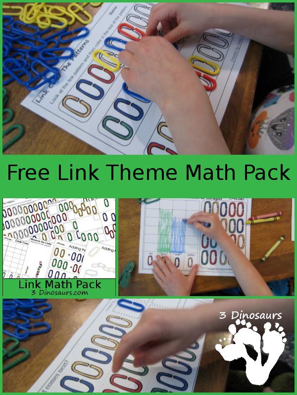 Free Math Links Printables Pack Free Homeschool Deals